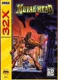 Metal Head (Sega 32X)